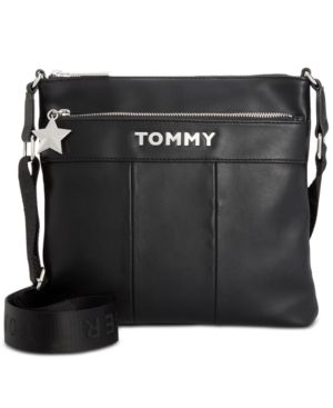 Tommy Hilfiger Peyton North South Crossbody Retail   108 00