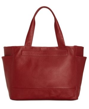 Kenneth Cole New York Stanton leather Reversible Tote Retail   149 00