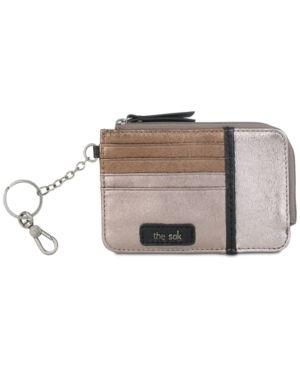 The Sak Iris Card leather Wallet Retail   38 00