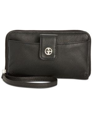 Giani Bernini Softy leather Tech Wristlet Retail   64 50
