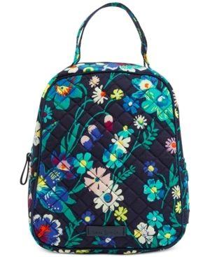 Vera Bradley Iconic lunch Bunch Bag Retail   35 00