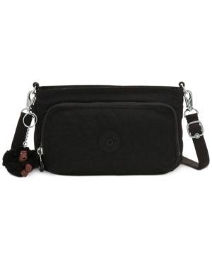 Kipling Myrte Convertible Crossbody Bag True Black