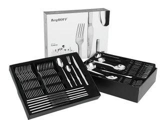 BergHOFF Ralph Kramer Essence 72 Piece Flatware Set Retail   319 99