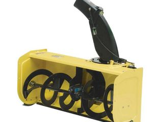 John Deere 44  44 in Two stage Residential Snow Blower Retail  1 639 99