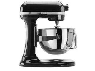 KitchenAid   KP26M1XOB Professional 600 Series Stand Mixer   Black Retail   499 99