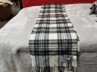 BRONTE BY MOON WOVEN IN GREAT BRITAIN SCARF