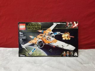 lego Star Wars Poe Dameron s X wing Fighter 75273 Building Kit Toy