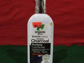 Organic Doctor Organic Charcoal Conditioner  8 5 Fluid Ounce