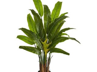 Nearly Natural 4 5  Traveler s Palm Artificial Tree