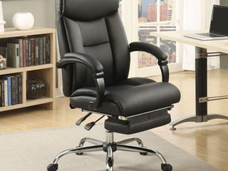 Coaster Furniture Executive Chair With Chrome Base