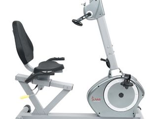 Sunny Health   Fitness SF RB4631 Recumbent Exercise Bike  350lb Capacity