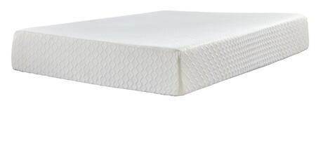 Ashley Chime 12 Inch Medium Firm Memory Foam Mattress   CertiPUR US Certified  Queen