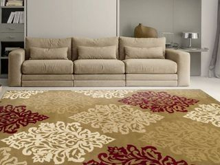 Impressions Caldwell Modern Floral Indoor Area Rug 4 x6