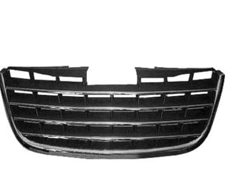 Sherman Replacement Part Compatible with Chrysler Town   Country Grille Assembly  Partslink Number CH1200309    Not Inspected