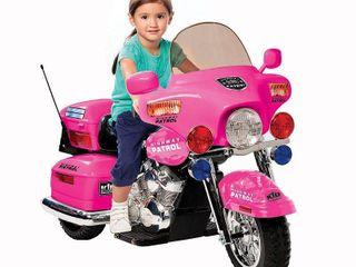 Kid Motorz Motorcycle 12 Volt Battery Powered Ride on  Pink