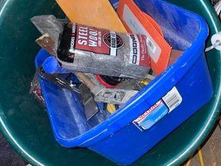 Bucket of Shop Equipment