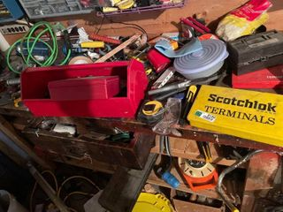 Shelf Contents   Tools