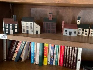 Shelf Contents  Books  Shelf not included