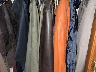 lot of Xl Mens Coats