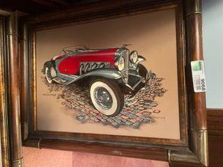 Model T Paintings
