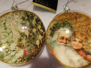 Glass Ornaments  2