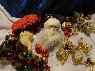 Christmas Ornaments  etc