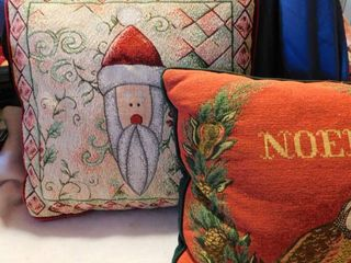 Christmas Pillows   2 total