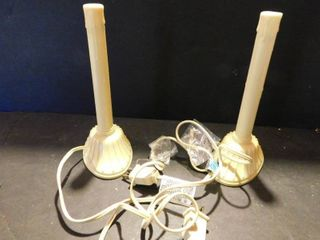 Electric Candle Sticks  2