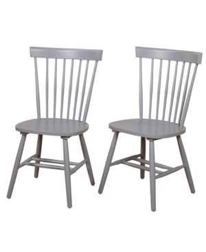 4 Venice Chair  Set of 4  Gray