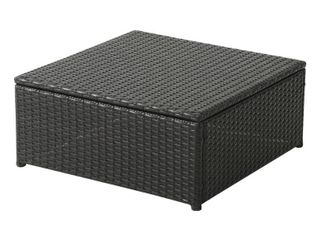 Outdoor Wicker Square Coffee Table  Retail 153 99