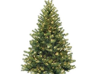 6 ft  Kincaid Spruce Tree with Clear lights
