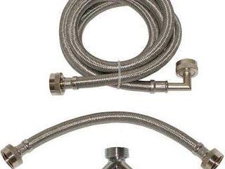 Eastman Steam Dryer Universal Connector Kit 6 Ft X 3 4 Inch Inlet