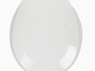 Aqua source Model   0144822 White Toilet Seat   16 5      Not Inspected