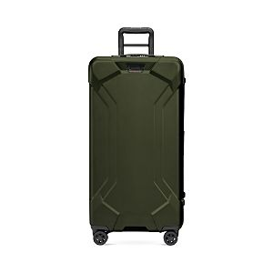 Briggs   Riley Torq Hardside luggage  hunter  Checked X large 32 Inch   Not Inspected