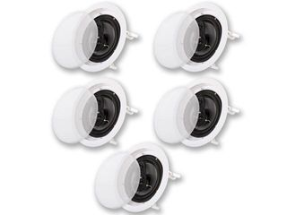 Acoustic Audio CS IC83 In Ceiling 8  Home Theater one speaker