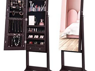 Nicetree Jewelry Cabinet Model   NT  HF002   Not Inspected