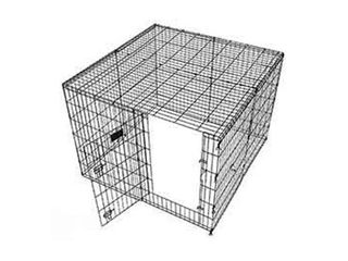 Midwest Homes for Pets Wire Mesh Top for Pet Carriers DAMAGED