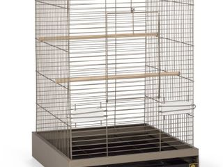 Prevue Hendryx 124PUT Pet Products Madison Bird Cage  Putty 5 8  DAMAGED