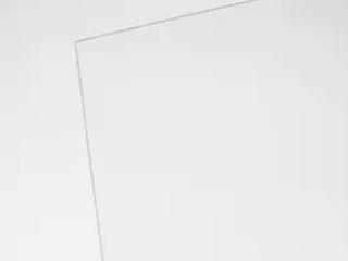 Sheet Acrylic 36x72x 118in Mil   Broke in Middle