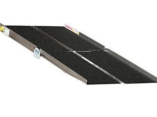 Prairie View Industries WCR830 Portable Multi fold Ramp  8 ft x 30 Inch  1 Count  Pack of 1