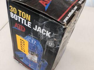 ATD ATD 7367 30 Ton Hydraulic Bottle Jack