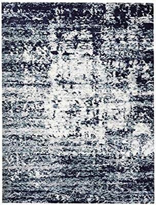 Gertmenian 21442 Air Shag Microfiber Area Rug  9x12 X large  Abstract Mlik Way
