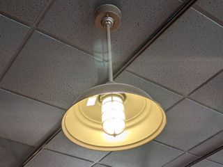 2  Hanging lights  Buyer Responsible For Removal