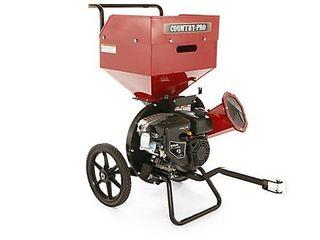 Country Pro 196 cc Kohler 3 in Steel Gas Wood Chipper