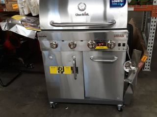 CharBroil 5 Burber Stainless Steel Grill