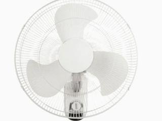 PElONIS 18 in 3 Speed Indoor Oscillating Fan