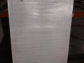 levolor White Panel Shades