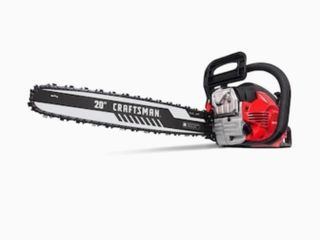 CRAFTSMAN S205 20 in 46 cc 2 cycle Gas Chainsaw