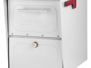 Architectural Mailboxes Oasis Jr  Mailbox  White