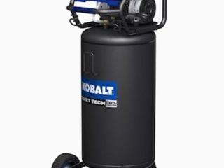 Kobalt 26 Gallon Air Compressor Retail   249 00